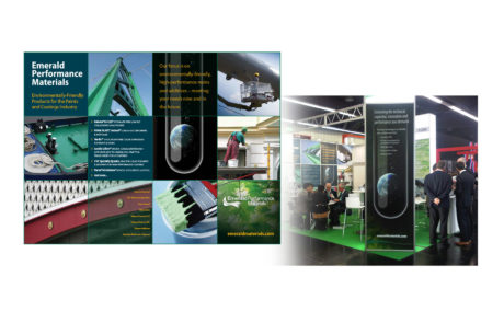 Dennison Creative Trade Show Display Design