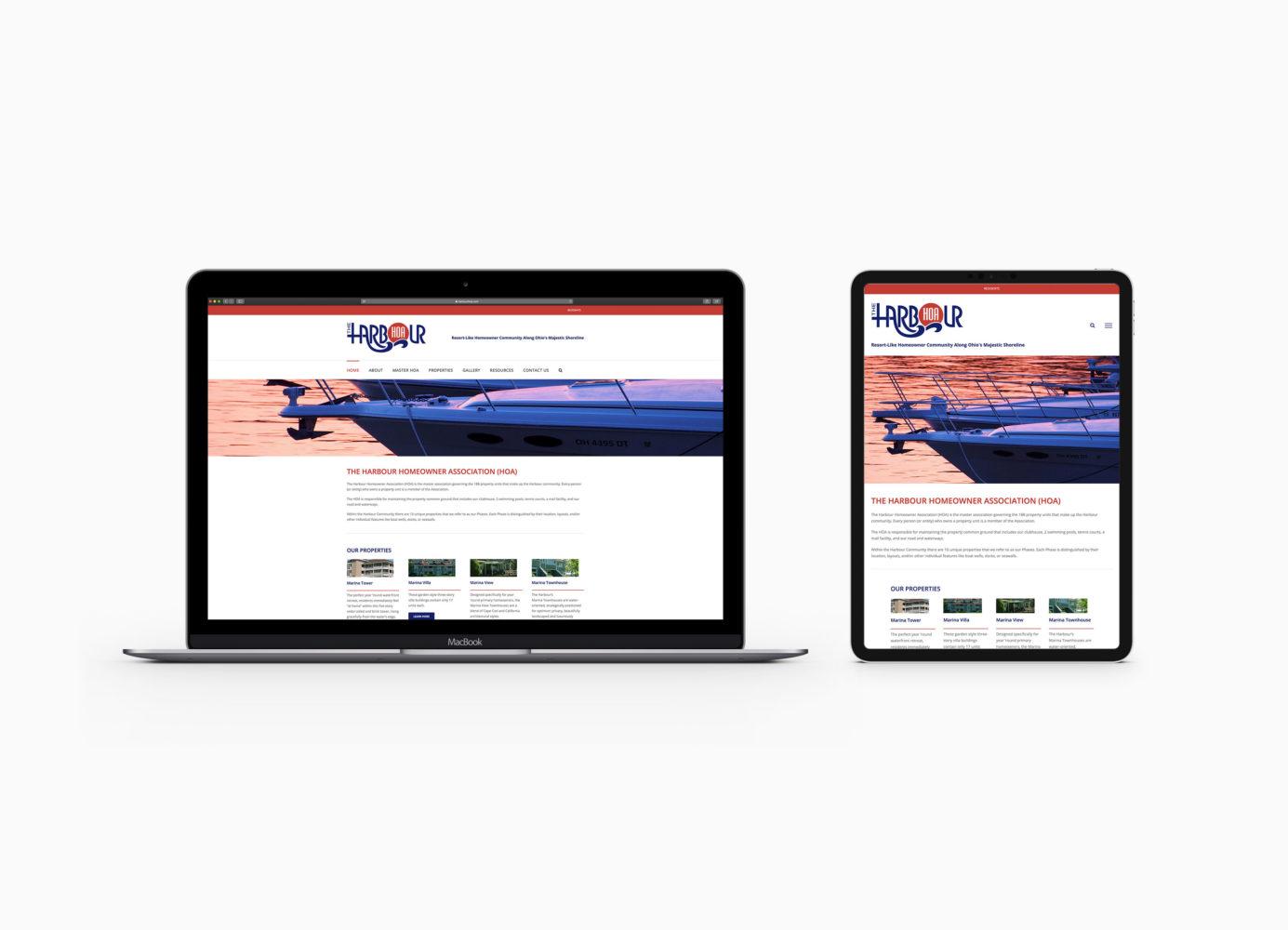 WordPress Website, Cleveland Ohio
